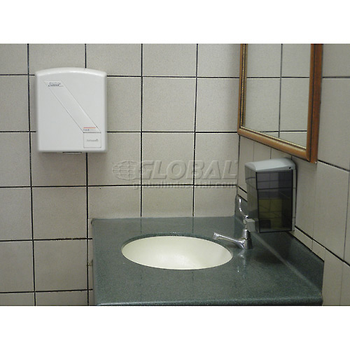 Saniflow M88A Junior Automatic Hand Dryer by