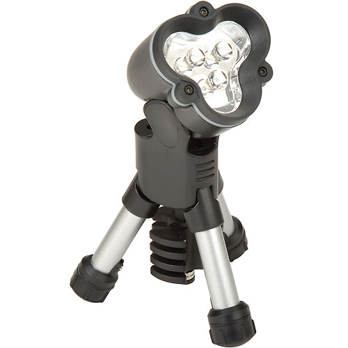 Stanley 95-111 Mini Tripod LED Flashlight by