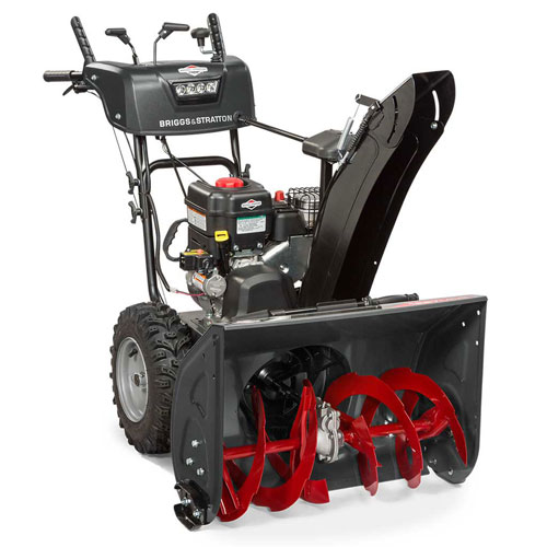 "Briggs & Stratton 27"" Medium-Duty Snow Thrower 1227MDS Dual Stage, 250cc. Gas with... by Snowblowers"