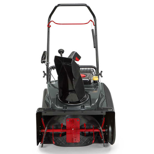 "Briggs & Stratton 22"" Snow Thrower w/ SnowShredder 1022EX Single Stage, Gas Electric... by Snowblowers"