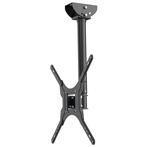 "Buy Loctek CM1 Adjustable Tilting Ceiling TV Mount, for most 26""-55"" LCD/LED/Plasma Displays"