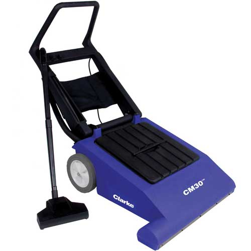 Clarke CarpetMaster 30 Wide Area Vacuum 03064A by