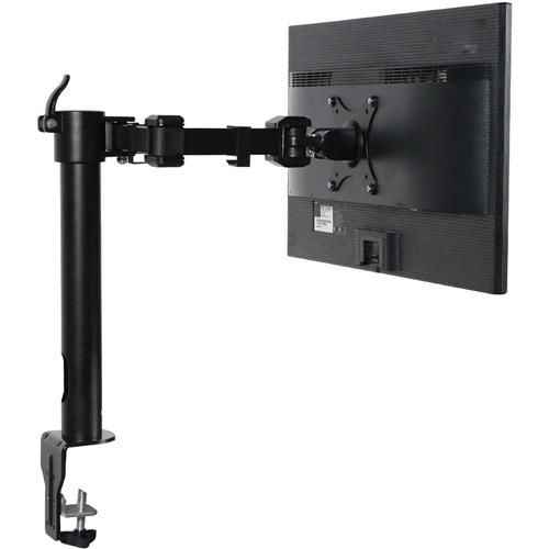 "Buy Fleximounts LCD Arm Desk Mounts Stand Fits 10""-27"" Computer, Monitors Up to 22 lbs."
