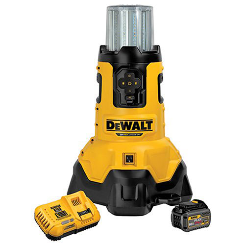 Buy DeWalt DCL070T1 20V Max Flexvolt Bluetooth LED Area Light Kit