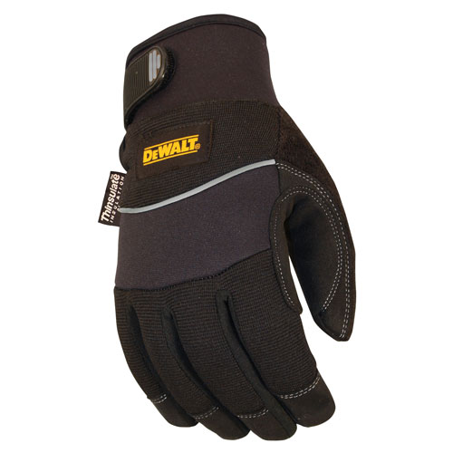 DeWalt DPG755L Hipora Membrane Waterproof Insulated Glove L by Insulated Gloves