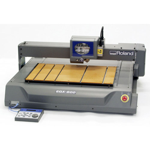 "Click here to buy Roland EGX-400 Computerized Desktop Engraving Machine 16"" x 24"" Work Area."
