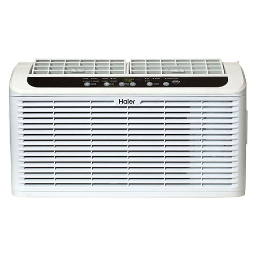 Haier Serenity Series Window Air Conditioner ESAQ406P, LED Remote, 6050 BTU by