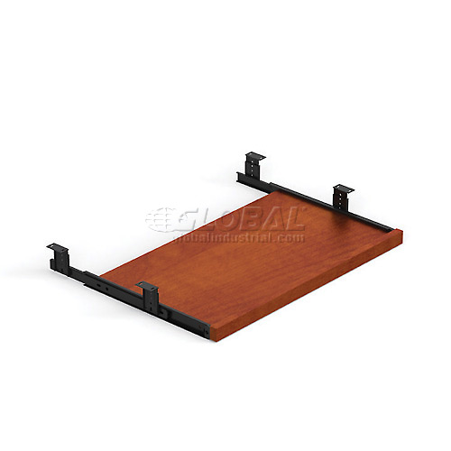 Buy Offices To Go Keyboard Tray in Dark Cherry Executive Modular Furniture