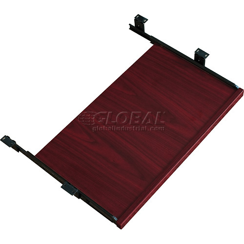 Buy Offices To Go Keyboard Tray in Mahogany Executive Modular Furniture