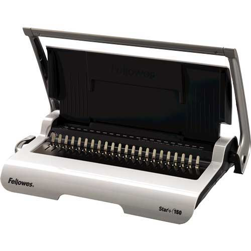 Buy Fellowes Star+ 150 Manual Comb Binding Machine