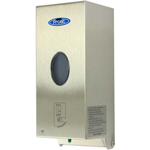 Frost Wall Mount Automatic Liquid Soap Dispenser Stainless 714S by