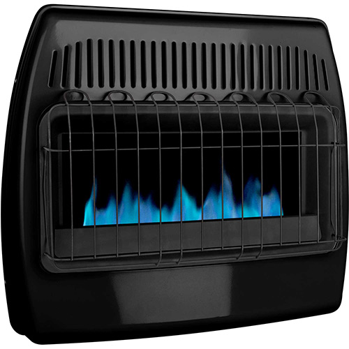 Dyna-Glo LP/NG Dual Fuel Blue Flame Vent Free Thermostatic Garage Heater GBF30DTDG-2... by Garage Heaters
