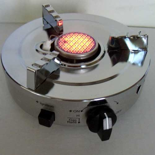 Porta-Lab Butane Gas Hot Plate, HP-2003 Package Count 12 by