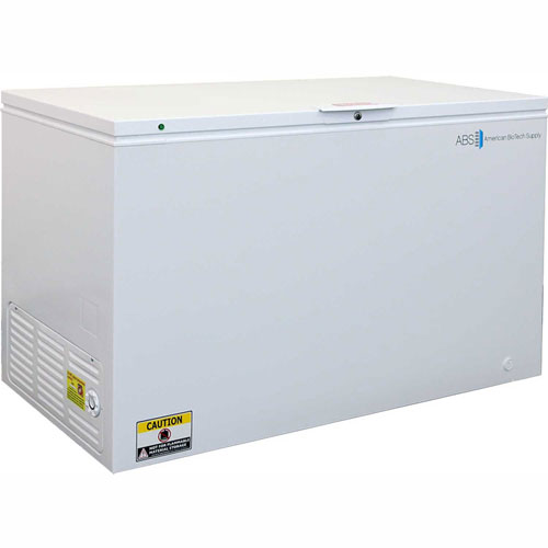 American Biotech Supply Standard Manual Defrost Chest Freezer ABT-MFS-16-C, 16 Cu. Ft. by