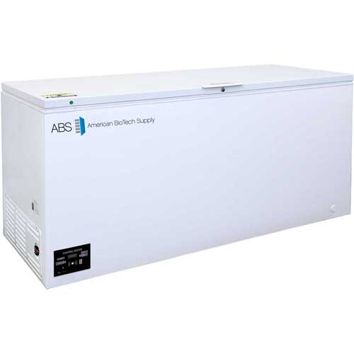 American Biotech Supply Premier Manual Defrost Chest Freezer ABT-MFP-22-C, 22 Cu. Ft. by