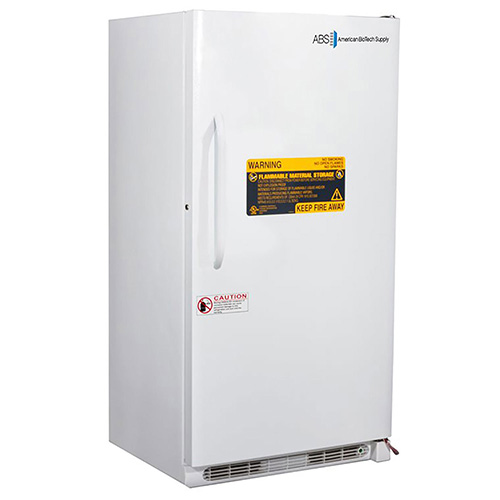 Buy American Biotech Supply Standard Flammable Proof Refrigerator ABT-FRS-17, 17 Cu. Ft.