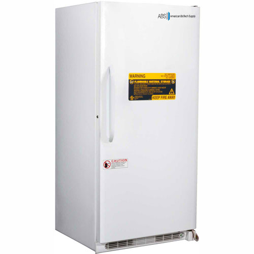 Buy American Biotech Supply Standard Flammable Proof Refrigerator ABT-FRS-20, 20 Cu. Ft.
