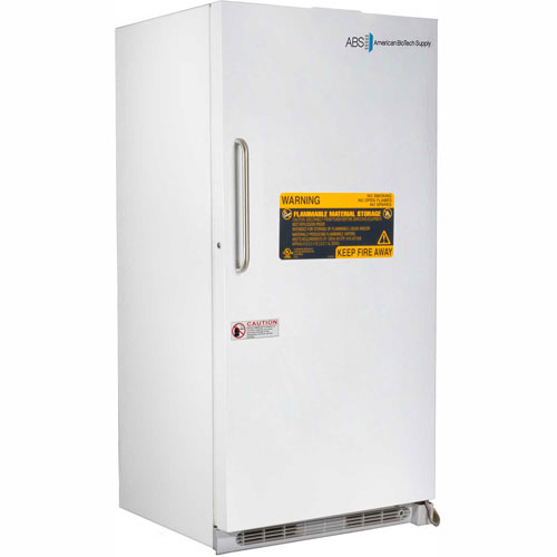 Buy American Biotech Supply Standard Flammable Proof Refrigerator ABT-FRS-30, 30 Cu. Ft.
