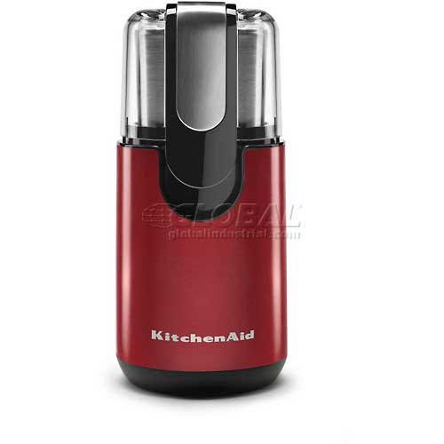 KitchenAid Blade Coffee/Spice Grinder Empire Red BCG111ER by