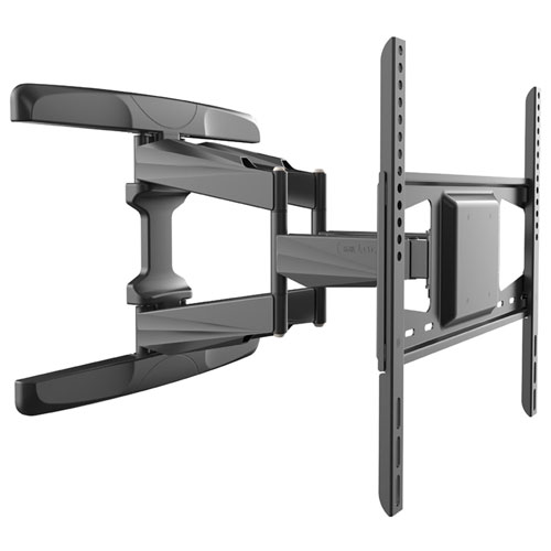 "Buy Loctek TV Wall Mount Bracket, Articulating, for 37""-60"" Monitors Up to 99-lbs."