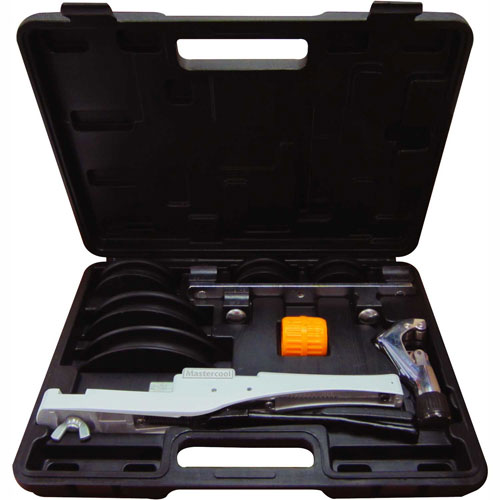 """Mastercool 70070 Ratchet Style Tube Bender Kit Bends up to 7/8"""" Soft Tubing by"""
