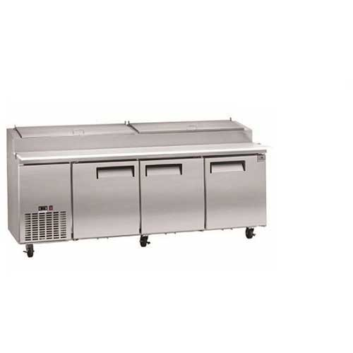Kelvinator Commercial 24 Cu. Ft. Pizza Prep Table KCPT92.12 by