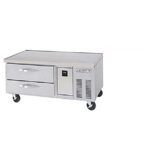 """Beverage-Air Commercial Chef Bases 52"""" WTRCS52-1 by"""