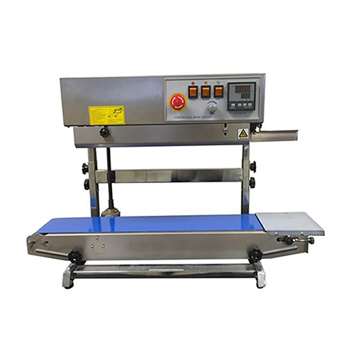 Sealer Sales CBS-880II Vertical Stainless Steel Band Sealer by