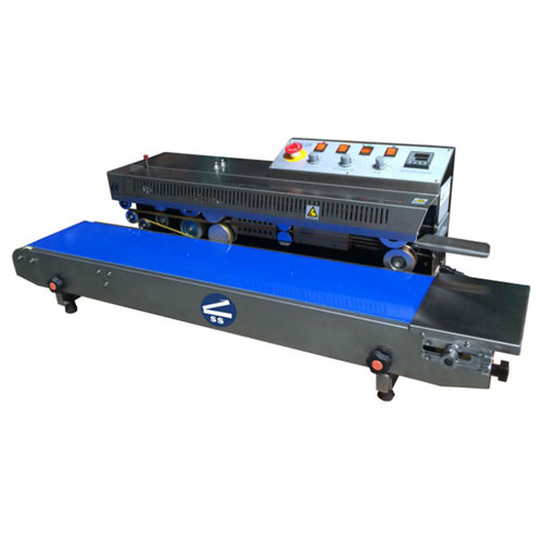 Sealer Sales FRM-1010 Impresse Horizontal Band Sealer with Dry Ink Coding by
