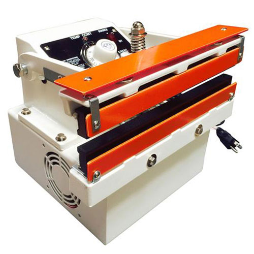 """Sealer Sales W-300DAT 12"""" Meshed Seal Table Top Direct Heat Sealer by"""