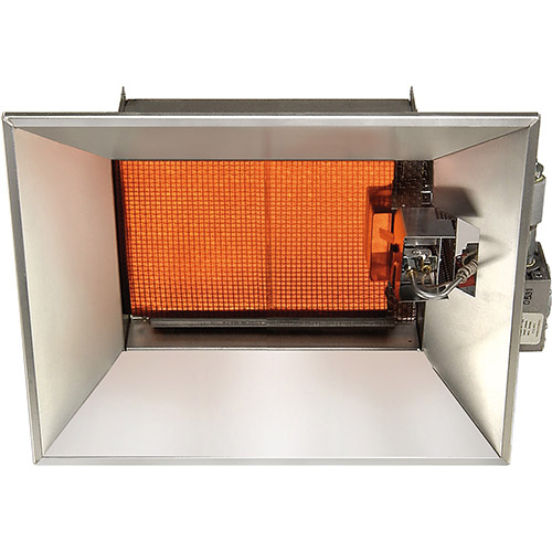 SunStar Natural Gas Heater Infrared Ceramic, SGM3-N1, 26000 Btu  by