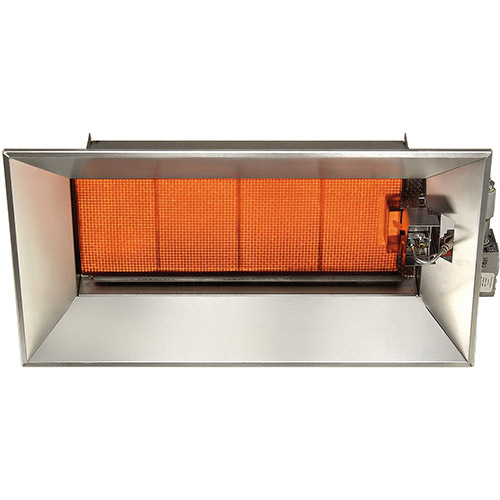 SunStar Natural Gas Heater Infrared Ceramic SGM6-N1A, 52000 Btu  by