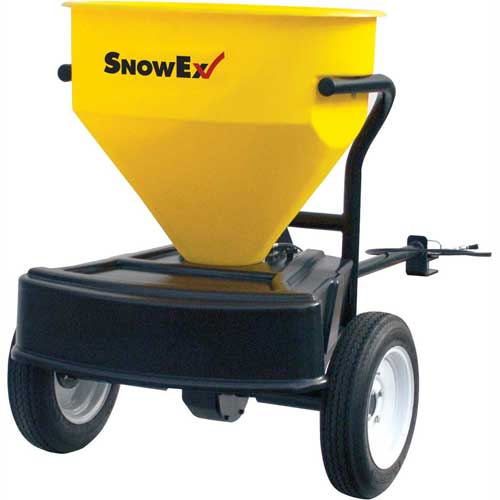 Click here to buy 12 Cu. Ft. Towable Bagged Rock Salt Spreader SP-1225G.