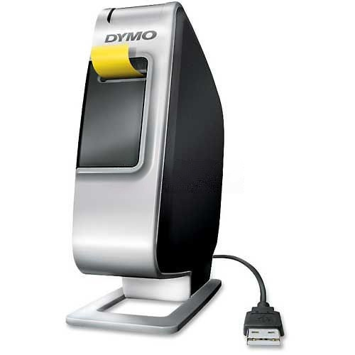 Buy DYMO Electronic Label Printer LabelManager PnP, Black & Silver, Label Print Media