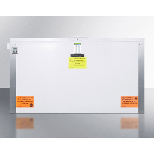 Summit VLT1750 Laboratory Chest Freezer, -35° Capable Temperature, 18 Cu. Ft.... by