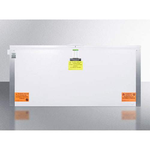 Summit VLT2250 Laboratory Chest Freezer, -35° Capable Temperature, 22 Cu. Ft.... by