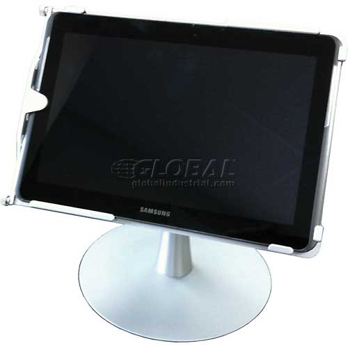 Buy Mantis Tablet Desk Stand Through Desk Mount For 10-inch Samsung Galaxy Tab 2 with Secure Holder