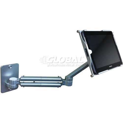 Buy Mantis 2 Tablet Lift Single Stud Wall Mount For 10-inch Samsung Galaxy Tab 2 with Secure Holder