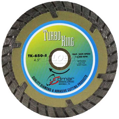 "Edmar 4.5"" Super Turbo Saw Blade by"
