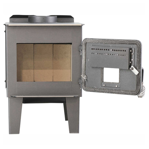 Vogelzang EPA Certified Wood Stove With Blower VG150, 68000 BTU, 1200 Sq. Ft. by