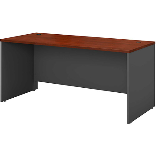 "Bush Furniture Credenza Shell 60""W x 23-3/8""D Hansen Cherry Series C by"