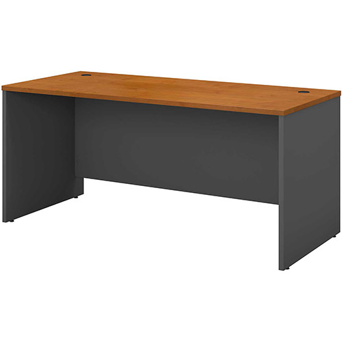 """Bush Furniture Credenza Shell 60"""" Natural Cherry Series C by"""