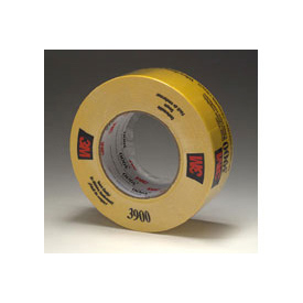3m™ Duct Tape 3900 Yellow, 48 Mm X 54.8 M 7.7 Mil - Pkg Qty 24