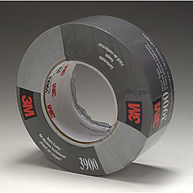 3m™ Duct Tape 3900 Silver, 48 Mm X 54.8 M 7.7 Mil - Pkg Qty 24