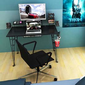 Atlantic® Inc. - Gaming Desk