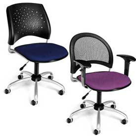 OFM - Moon & Stars Swivel Chair - Fabric Seat