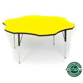 Correll - Flower Activity Tables With Standard & Juvenile Height