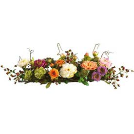 Silk Centerpiece Arrangments