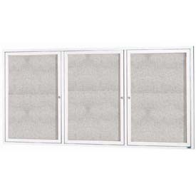 3 Door Illuminated Enclosed Boards