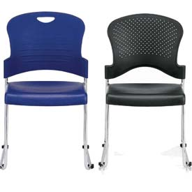 Raynor/Eurotech - Stacking Chairs